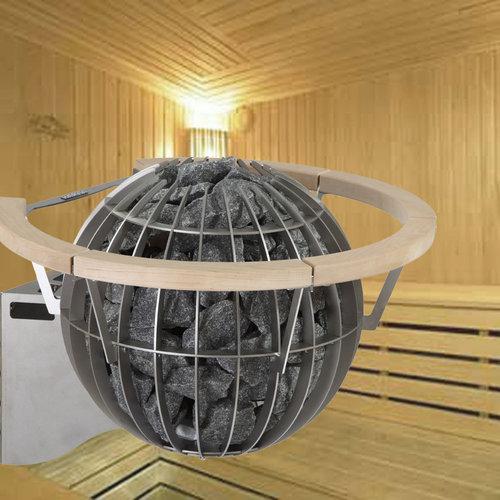 schutzgel nder saunaofen harvia globe ofenschutz gel nder. Black Bedroom Furniture Sets. Home Design Ideas